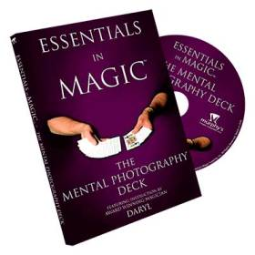Essentials in Magic The Mental Photography Deck