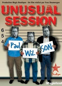 Unusual session